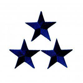 Sticker BASIC Stars navy