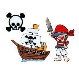 Sticker BASIC Pirat Life