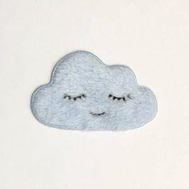 Sticker BASIC Cloud blue