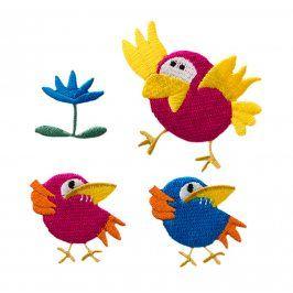 Sticker BASIC Birds Collection