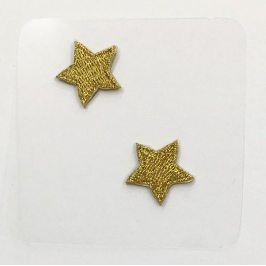 Sticker MINI 2 Stars gold