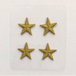 Sticker MINI Stars gold