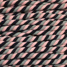 Bavlnená šnúra točená 15 mm 8