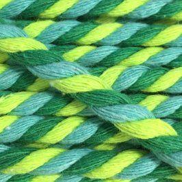 Bavlnená šnúra točená 6 mm 15
