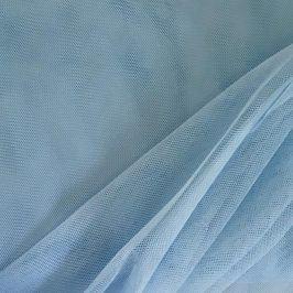 Tyl na TUTU light blue 160 cm