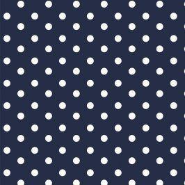 Dots navy