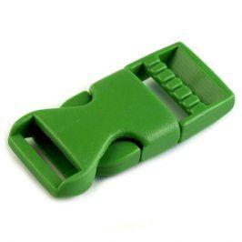 Ľadvinová spona 15 mm zelená