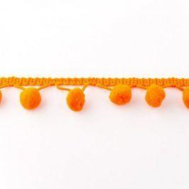 Lemovacia bambuľka oranžová