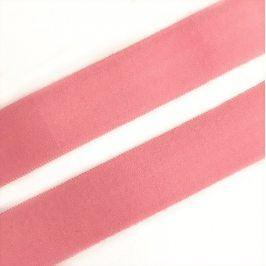 Lemovacia guma matná 20 mm ružová bledá