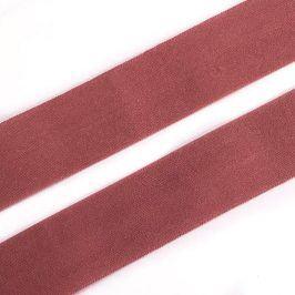 Lemovacia guma matná 20 mm staroružová