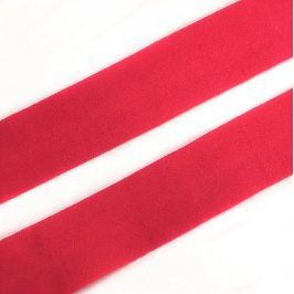 Lemovacia guma matná 20 mm marhuľovo ružová
