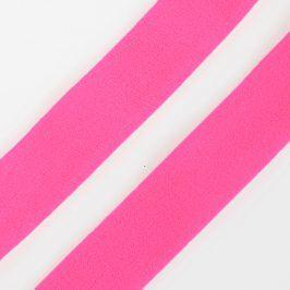 Lemovacia guma matná 20 mm neon ružová
