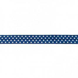 Lemovacia guma 15 mm Bodky dark blue