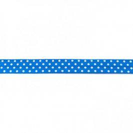 Lemovacia guma 15 mm Bodky blue