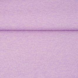 Patent hladký melír lila