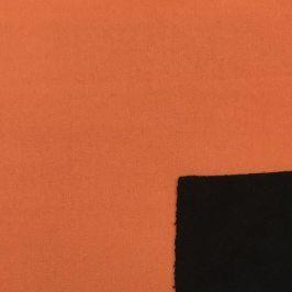 Softshell zimný oranžová