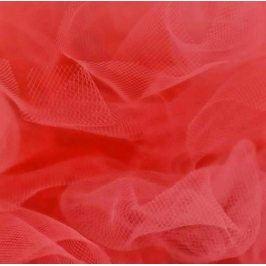 Tyl na TUTU červená 300 cm