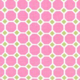 Prací kord Pink circles