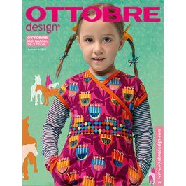 Ottobre design kids 4/2013 ENG