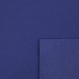 Softshell zimný modrá tmavá