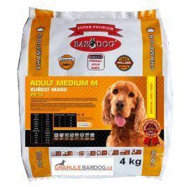Bardog Super prémiové granule Adult Medium M 24/13 - 4 kg