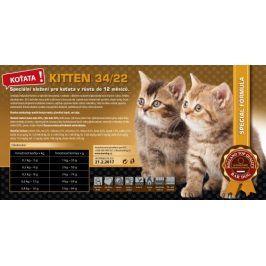 Kitten 34/22 - 1 kg