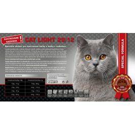 Bardog Super prémiové krmivo pro kočky Cat Light 29/12 - 1 kg