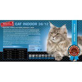 Bardog Super prémiové krmivo pro kočky Cat Indoor 36/12 - 1 kg