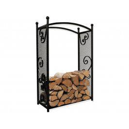 WinterFire Zásobník na krbové dřevo CHERRY 90 cm
