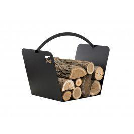 Zásobník na drevo koš