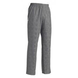 Kuchárske nohavice GALLES kárované S