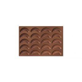 Forma na vanilkové rožteky DELÍCIA SILICONE