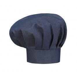 Vysoká kuchárska čiapka - JEANS