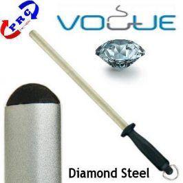 Diamantová ocieľka Vogue - ovál