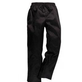 Čierne kuchárske nohavice Vegas XS
