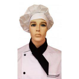 Kuchárska šatka okolo krku - rôzne farby Biela