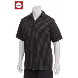 Exkluzívna pánska košeľa s pruhmi XS