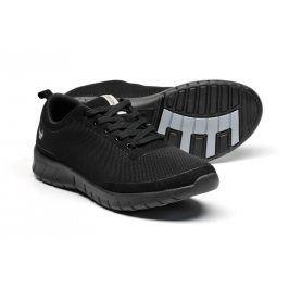 ALMA BLACK profesionálna pracovná obuv čierna 36