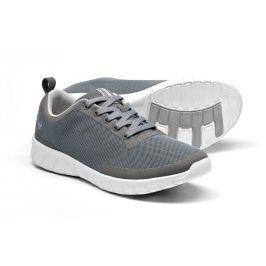 ALMA GREY profesionálna pracovná obuv sivá 36