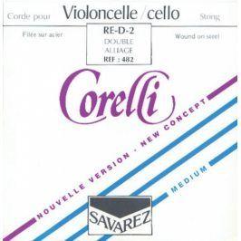 Corelli Strings For Cello Steel 480