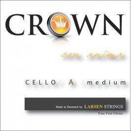 Crown Strings For Cello Medium