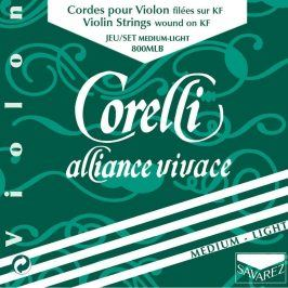 Corelli Strings For Violin Alliance Light