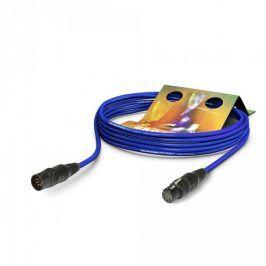 SOMMER AES/EBU Binary, blau, 2,50m