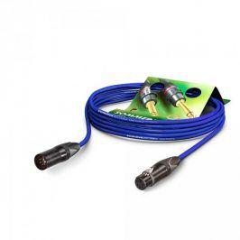 SOMMER AES/EBU Binary, blau, 5,00m