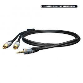 SOMMER HICON Ambience 3,5mm st2xCinch 1,50m
