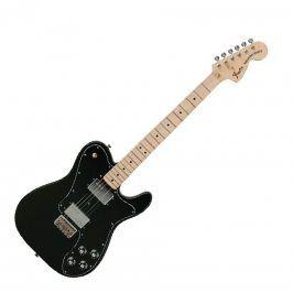 Fender Classic Series '72 Telecaster Deluxe, Maple Fingerboard, Black