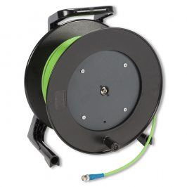 SOMMER Koaxkabel Focusline MS, grün, 50,00m