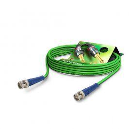 SOMMER Koaxkabel Focusline MS, grün, 2,00m