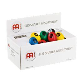 MEINL EGG SHAKER BOX SET OF 60 SORTED