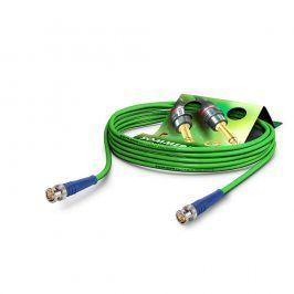 SOMMER Koaxkabel Focusline L, grün, 2,50m